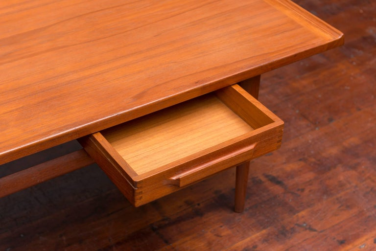 Danish Teak Coffee Table 4