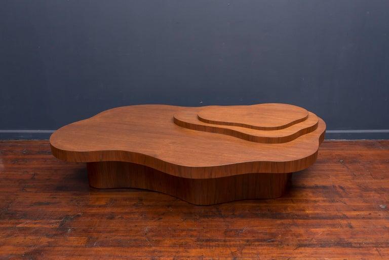 T.H. Robsjohn-Gibbings Mesa Coffee Table, Model 1760-6 3