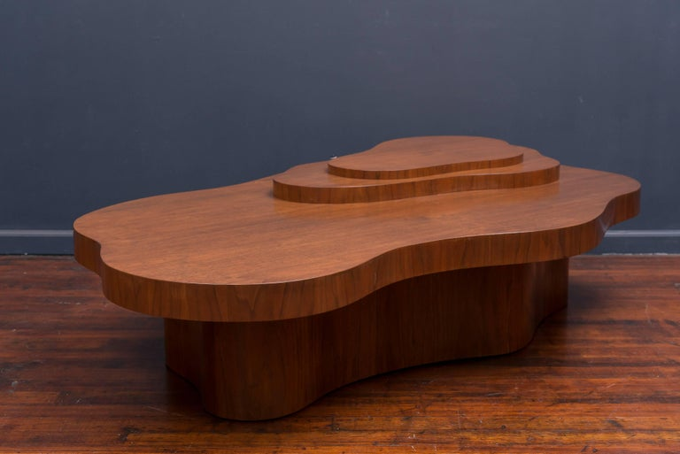 T.H. Robsjohn-Gibbings Mesa Coffee Table, Model 1760-6 7
