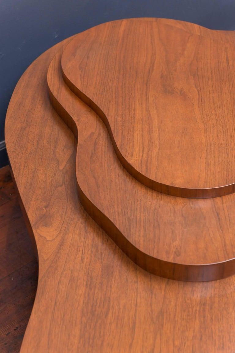 T.H. Robsjohn-Gibbings Mesa Coffee Table, Model 1760-6 9
