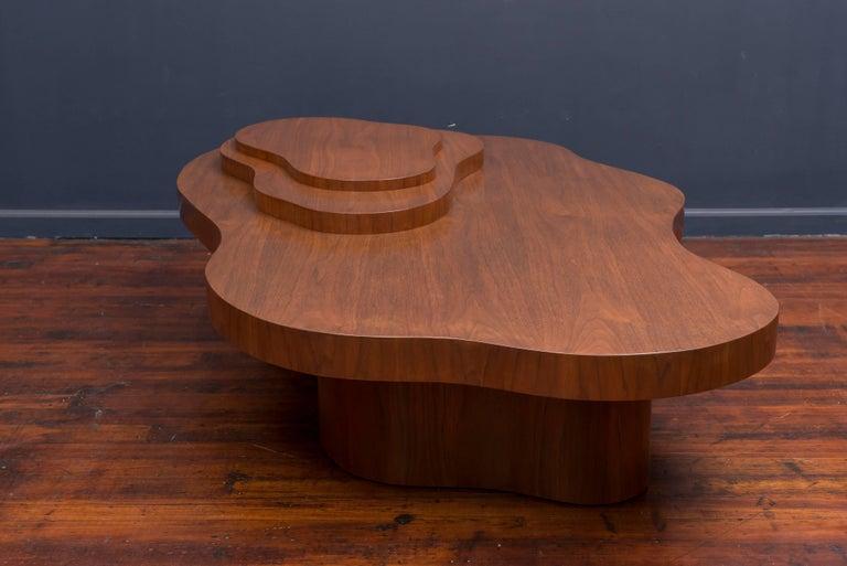 T.H. Robsjohn-Gibbings Mesa Coffee Table, Model 1760-6 10