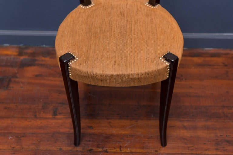 Aldo Tura Games Table and Chairs 8