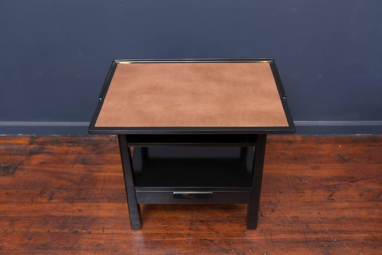 Mid-20th Century Edward Wormley for Dunbar Side Tables For Sale