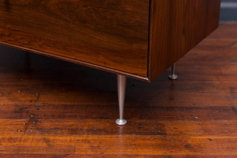 George Nelson Rosewood Thin Edge Dresser 4