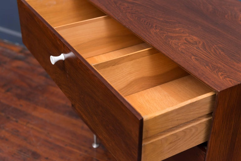 George Nelson Rosewood Thin Edge Dresser 6