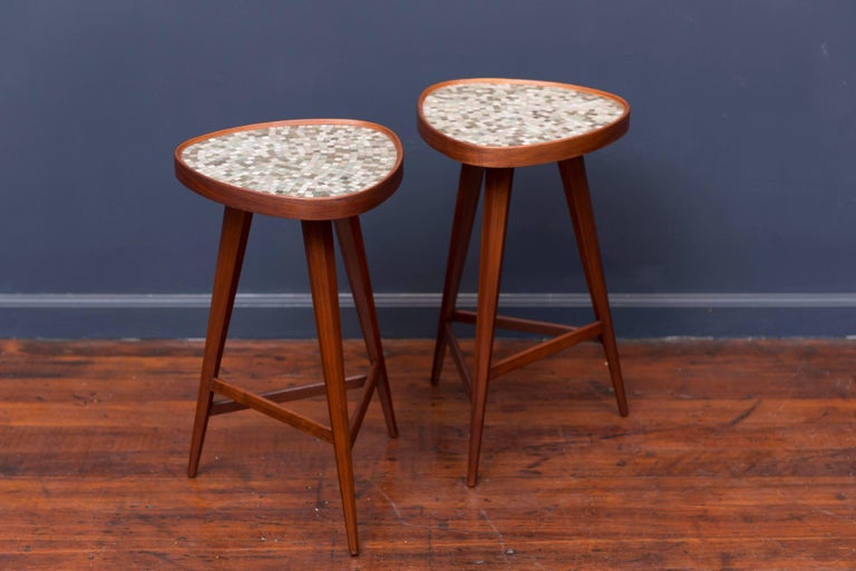 Mid-Century Modern Edward Wormley Occasional Table for Dunbar For Sale