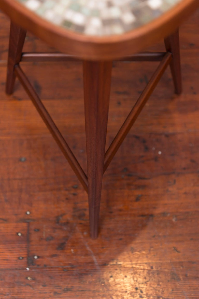 Edward Wormley Occasional Table for Dunbar In Excellent Condition For Sale In San Francisco, CA