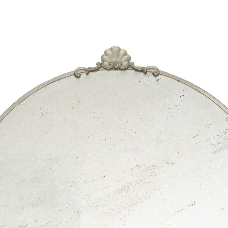 Set of Cinnabar Mirrors 3