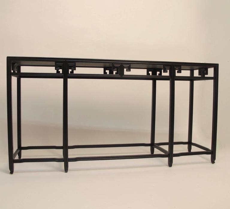 Asian Style Console Table 21