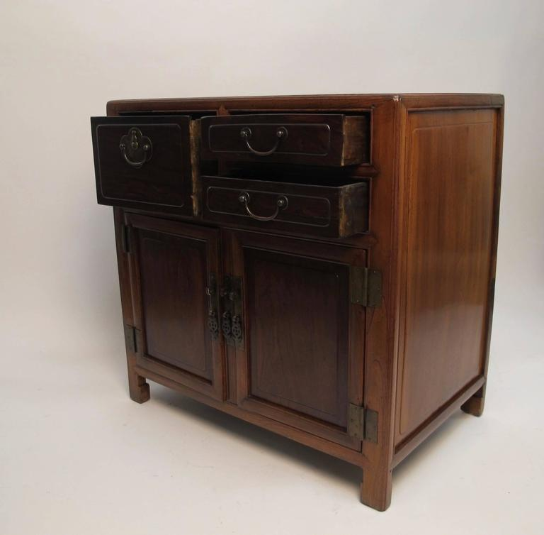 19th Century Chinese Cabinet Chest For Sale 1