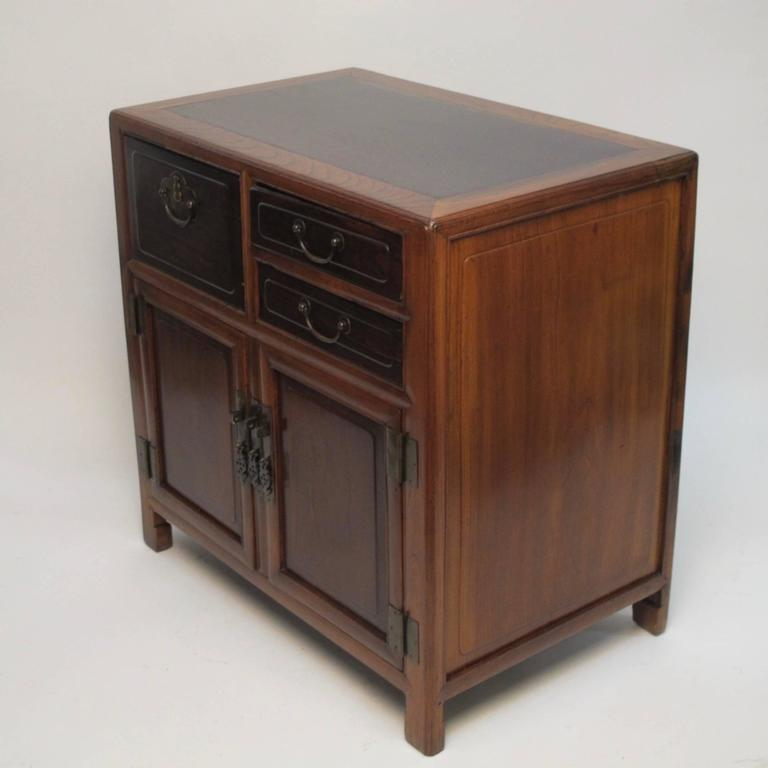 19th Century Chinese Cabinet Chest For Sale 2
