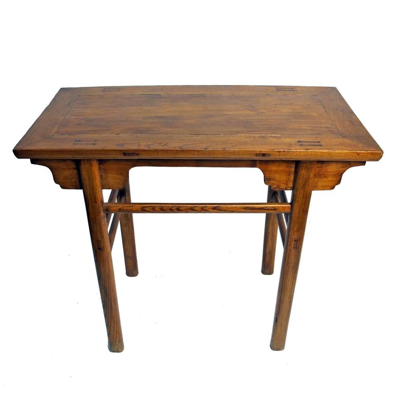 19th Century Chinese Altar Table For Sale 1