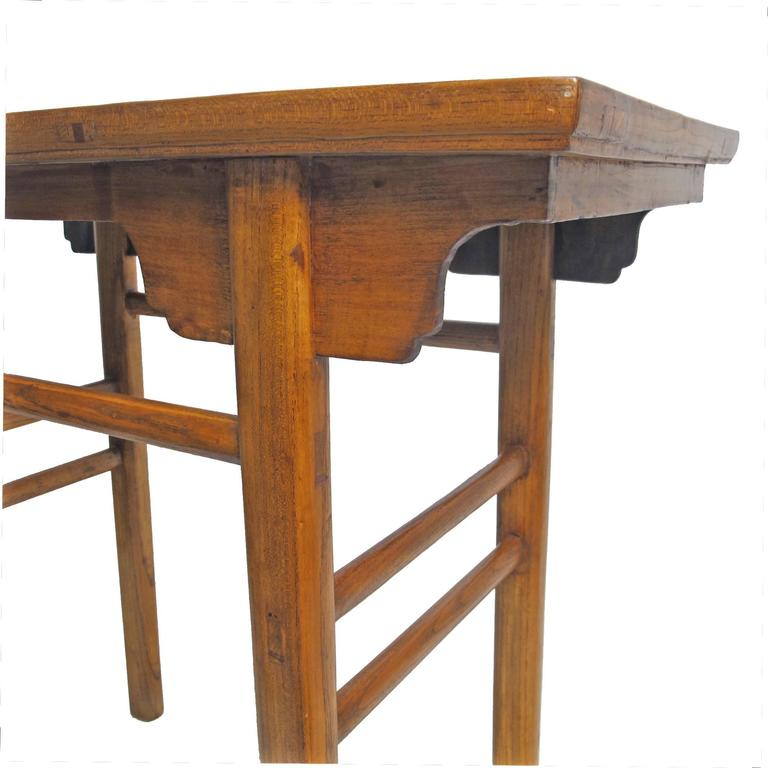 19th Century Chinese Altar Table For Sale 2