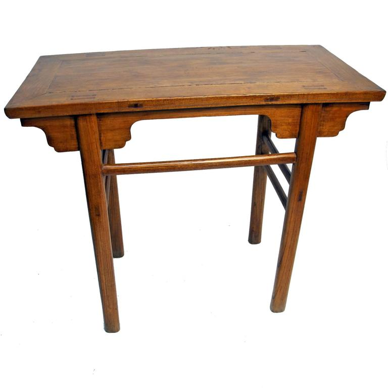 19th Century Chinese Altar Table For Sale 3