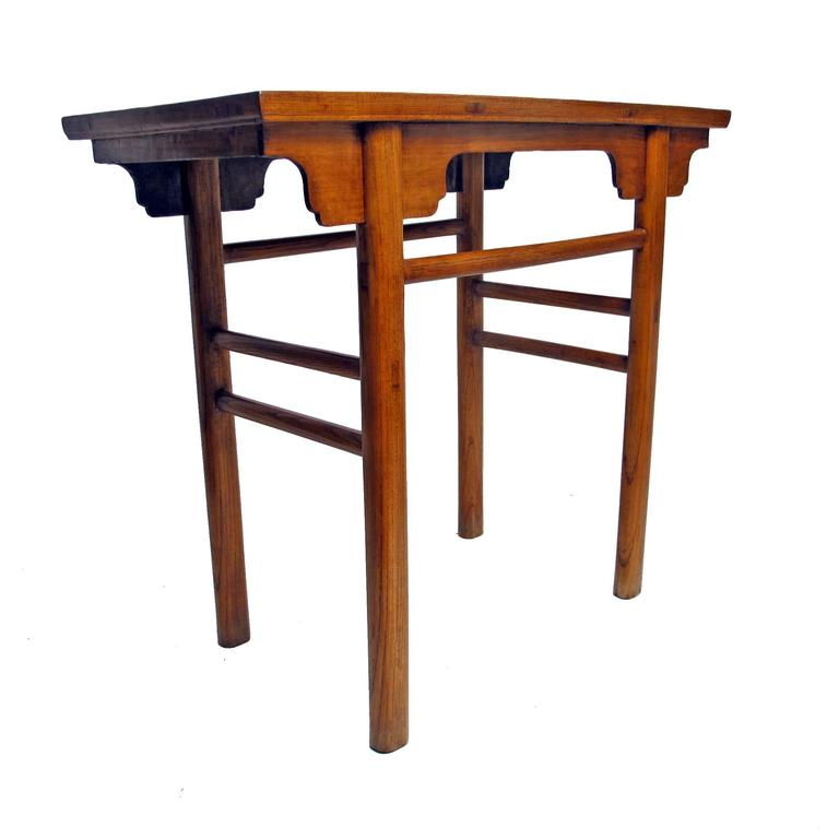 19th Century Chinese Altar Table For Sale 4
