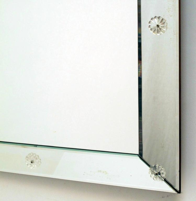 Large Art Deco Mirror For Sale 4