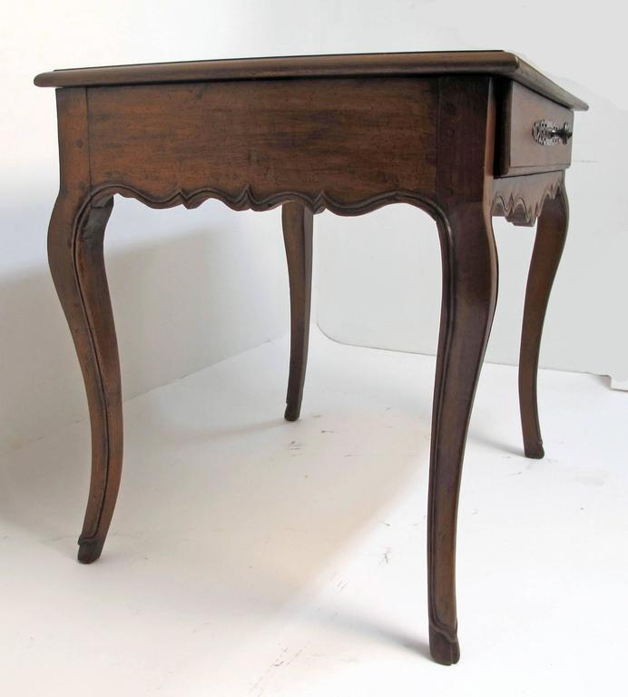 18th Century and Earlier 18th Century French Louis XVI Writing Table or Desk For Sale