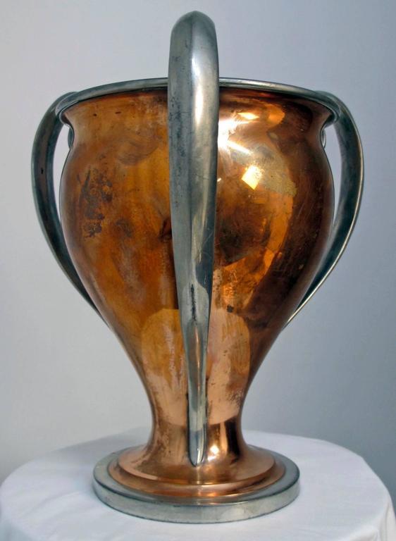 Antique San Francisco Yacht Club Trophy Loving Cup, 1908 5