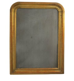 Louis Philippe Gilt Mirror, French 19th Century