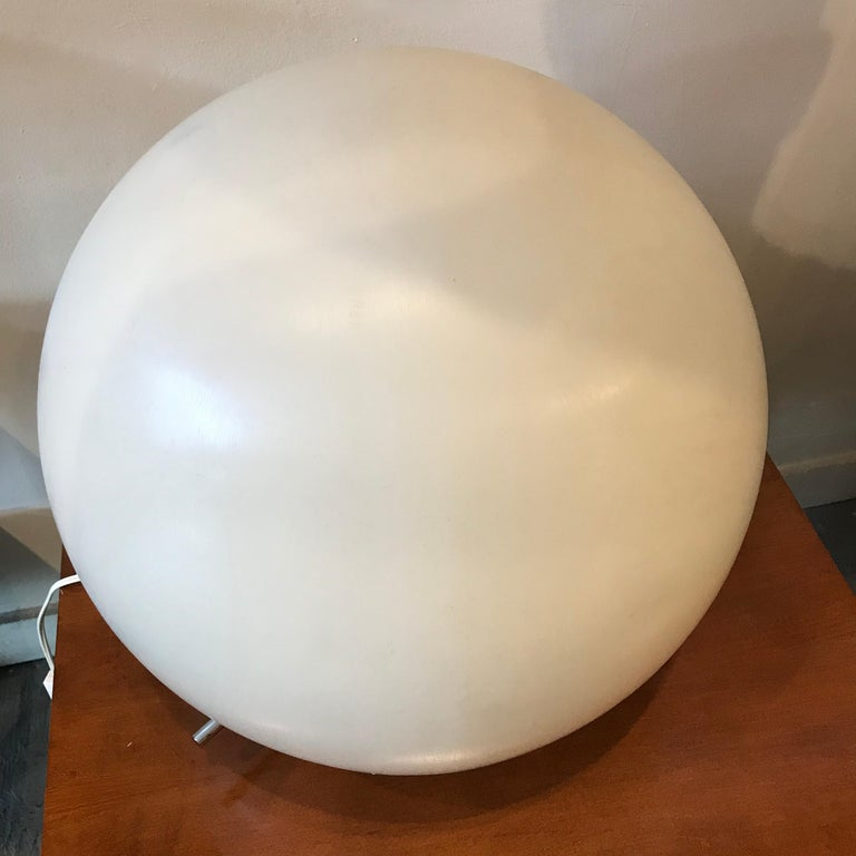 Mid-Century Modern Spheric Table Lamp by Paul Mayen for Habitat For Sale