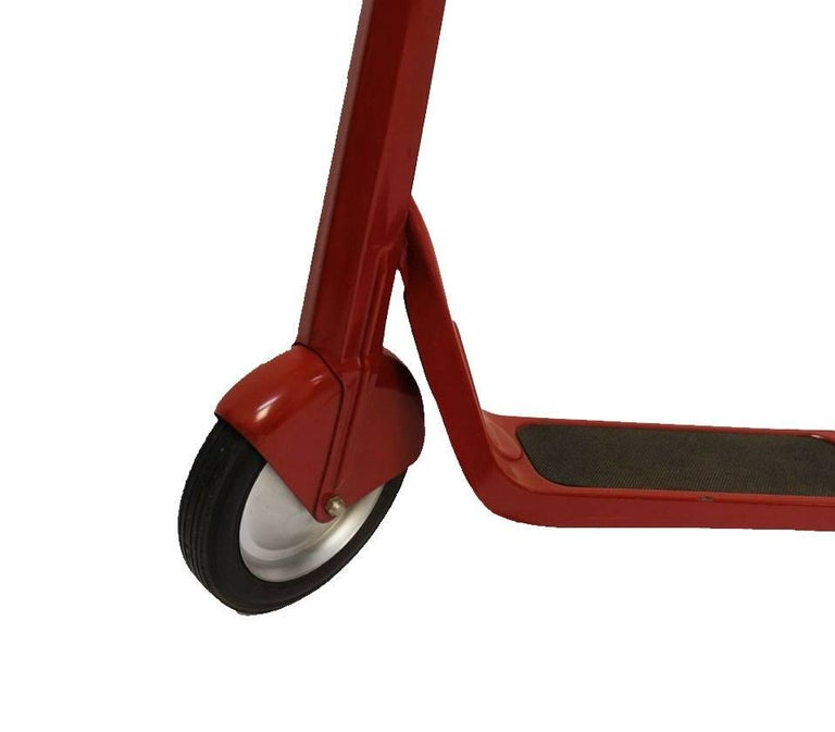 American Mid-Century Vintage Child's Scooter For Sale