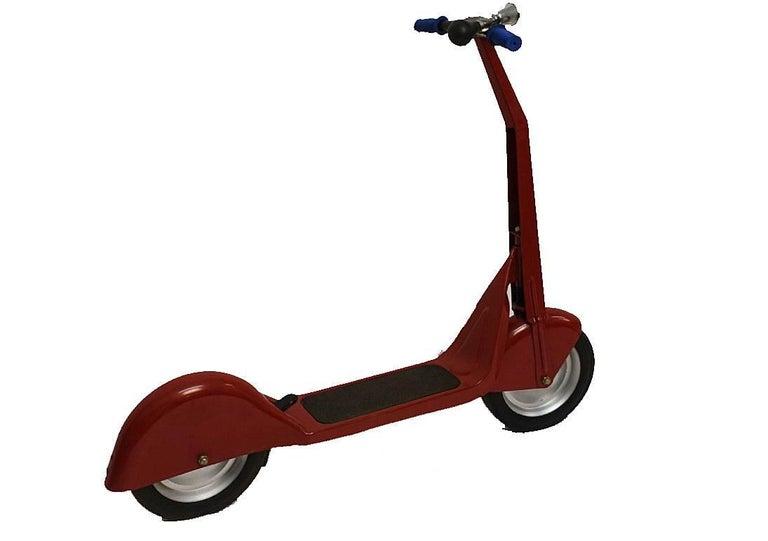 Mid-Century Vintage Child's Scooter 2