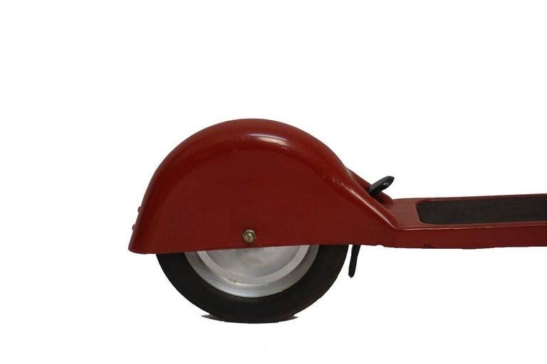 Mid-Century Vintage Child's Scooter 9