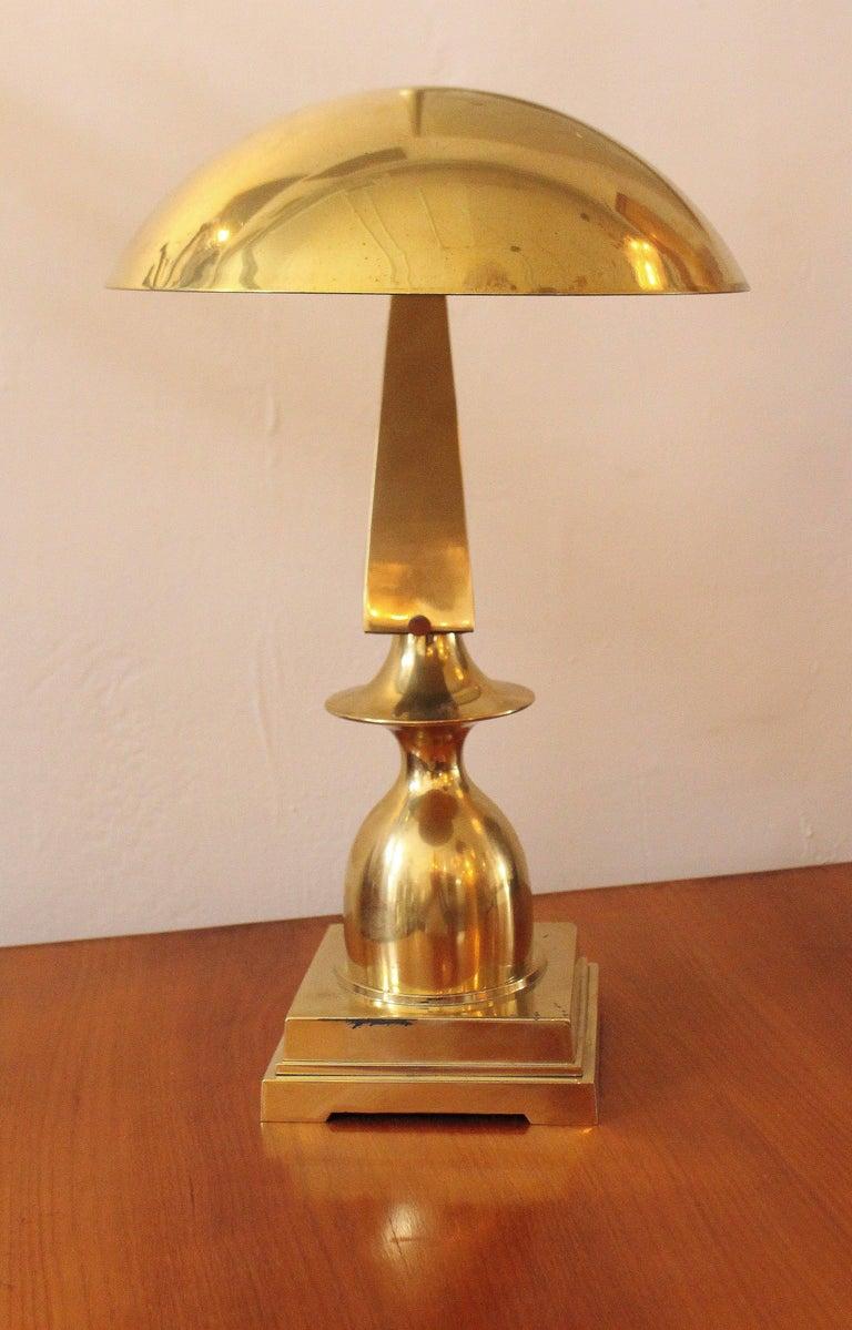 Mid-Century Modern Italian 1950s Desk Lamp For Sale