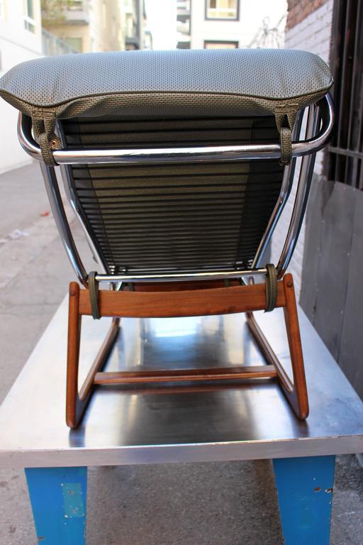 Italian Chaise Longue by Gimo Fero 3