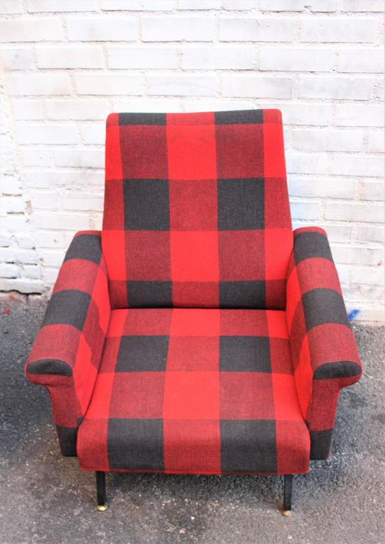 Italian club chairs from Bolzano club North Italy, original condition.