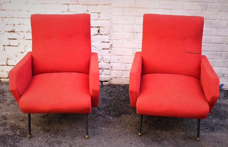 Italian Pair of Chairs 2