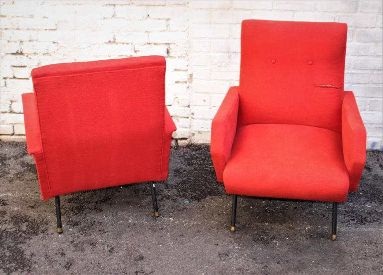 Italian Pair of Chairs 3