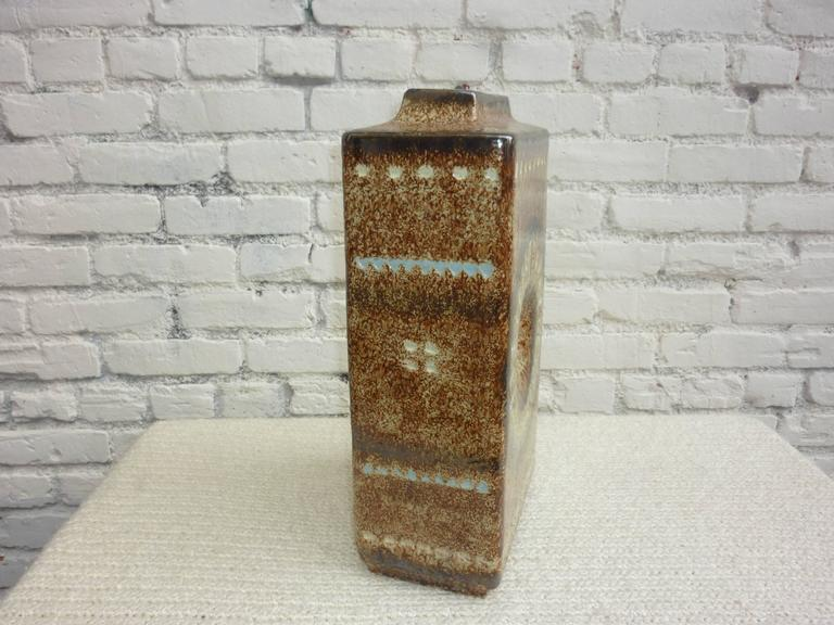 Mid-Century Modern Midcentury Hungarian Vase For Sale