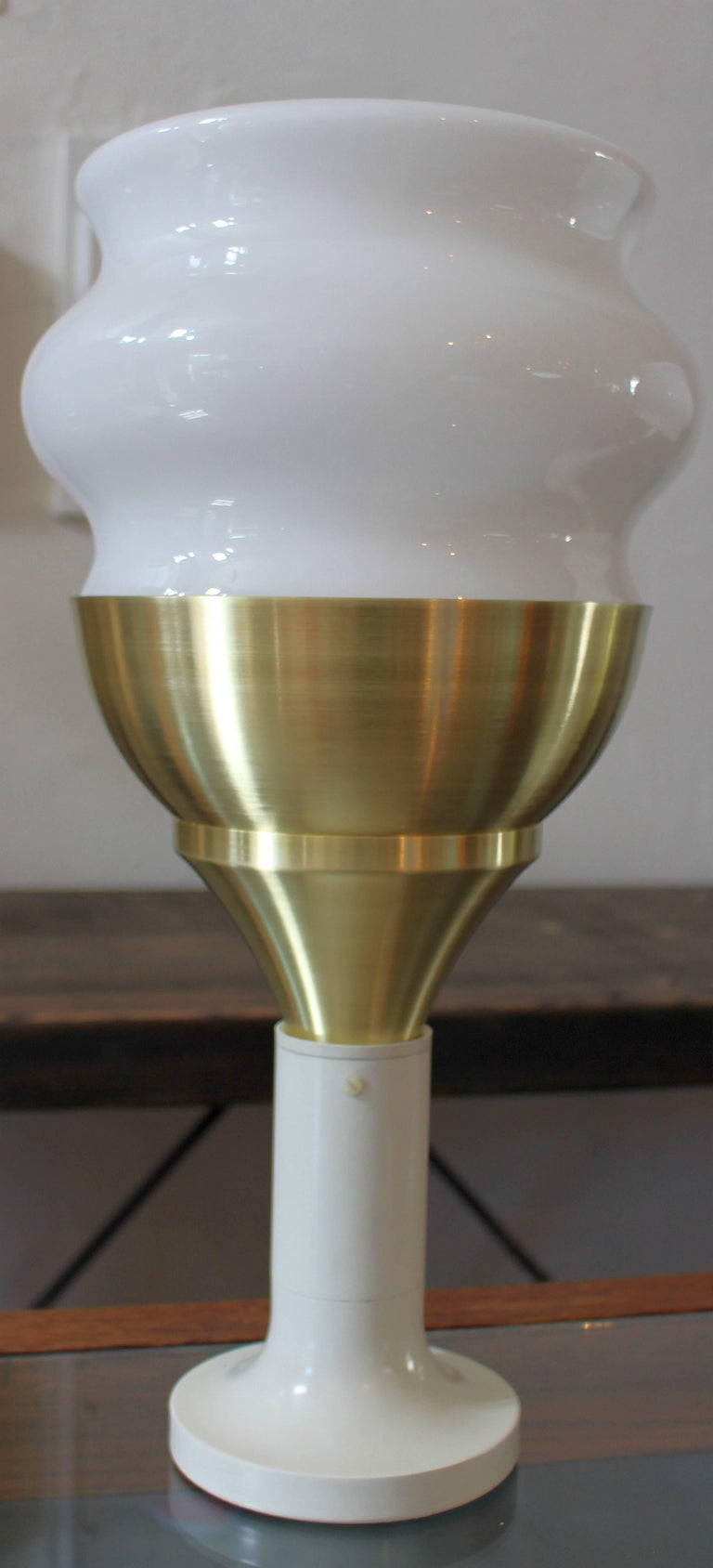 Mid-20th Century Pair of Italian Table Lamps For Sale