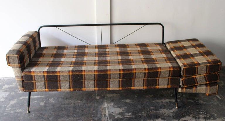 Mid-20th Century Italian 1950s Sofa Bed  For Sale