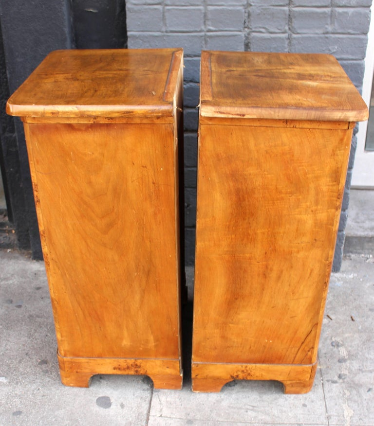 French Deco Pair of Nightstands 3