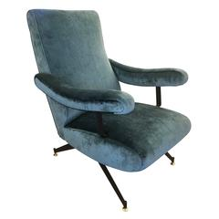 Reclining Lounge Chair by Formanova