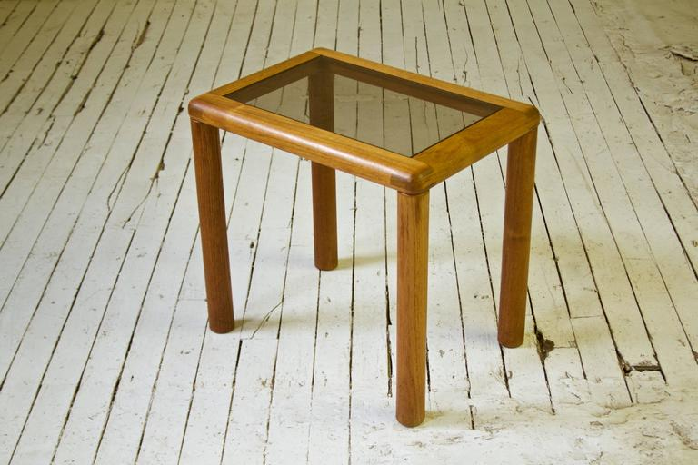 Assorted Danish Side Tables In Good Condition For Sale In Brooklyn, NY