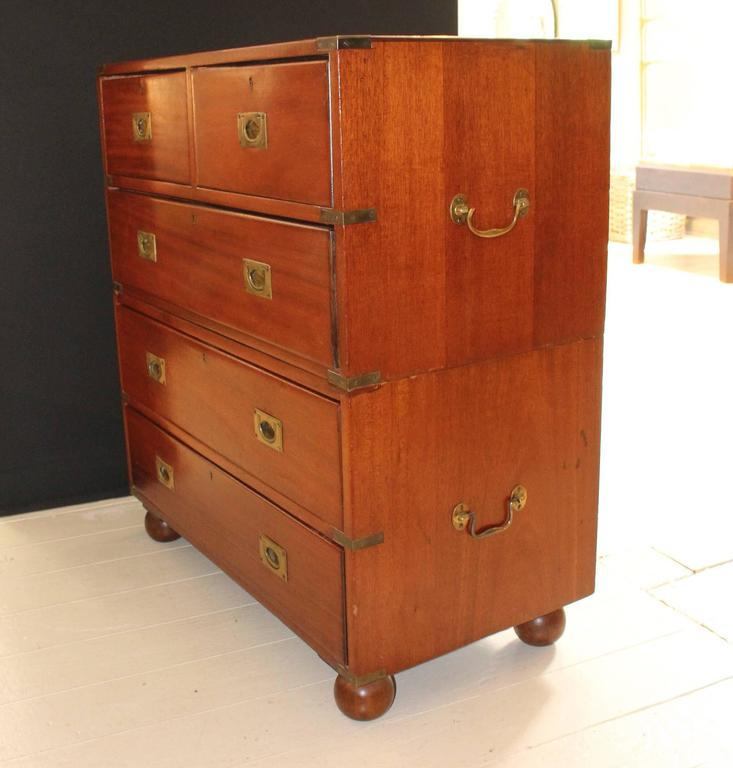 19th Century England Campaign Chest For Sale 1
