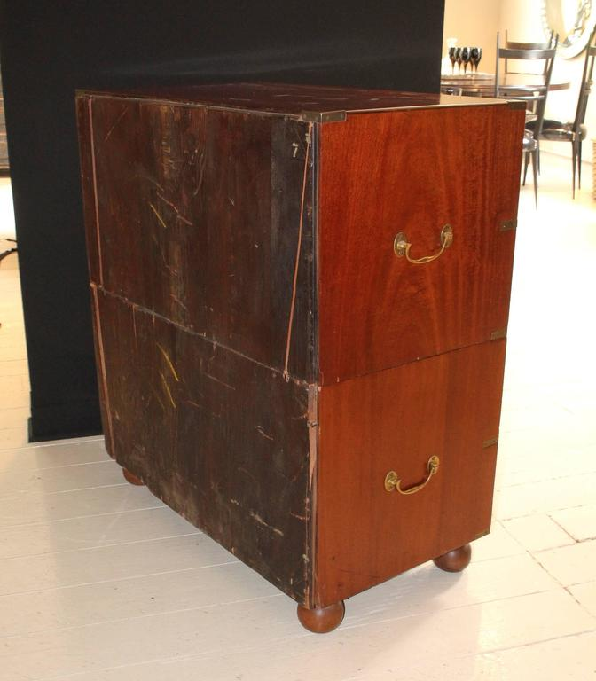 19th Century England Campaign Chest For Sale 2