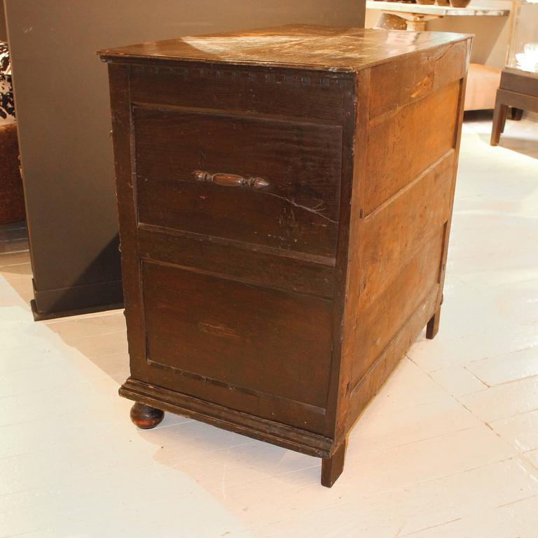 17th Century Period 17th-Early 18th Century Pilgrim Chest For Sale