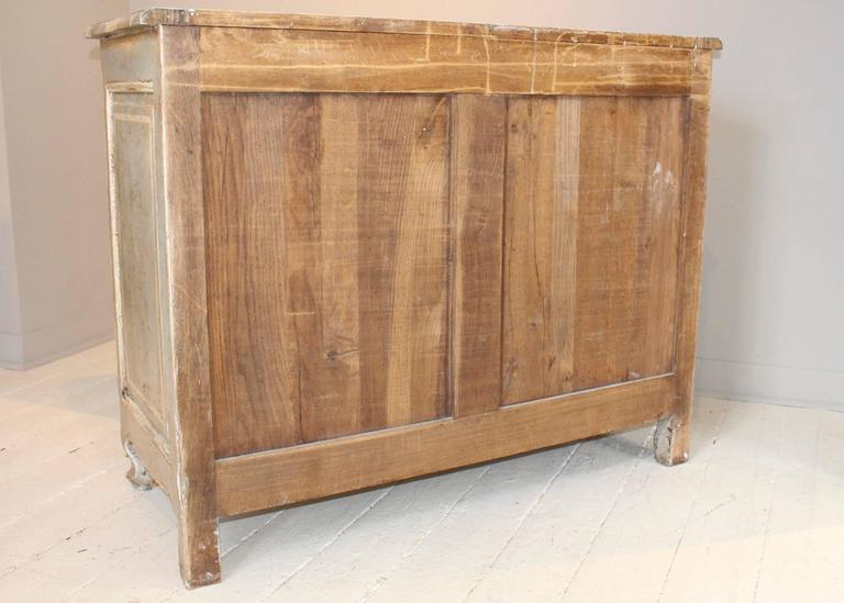 19th Century French Decoratively Painted Chest For Sale 1