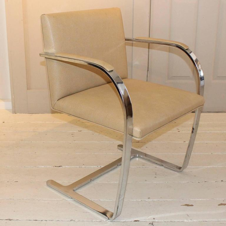 Pair of Brueton Armchairs For Sale 2