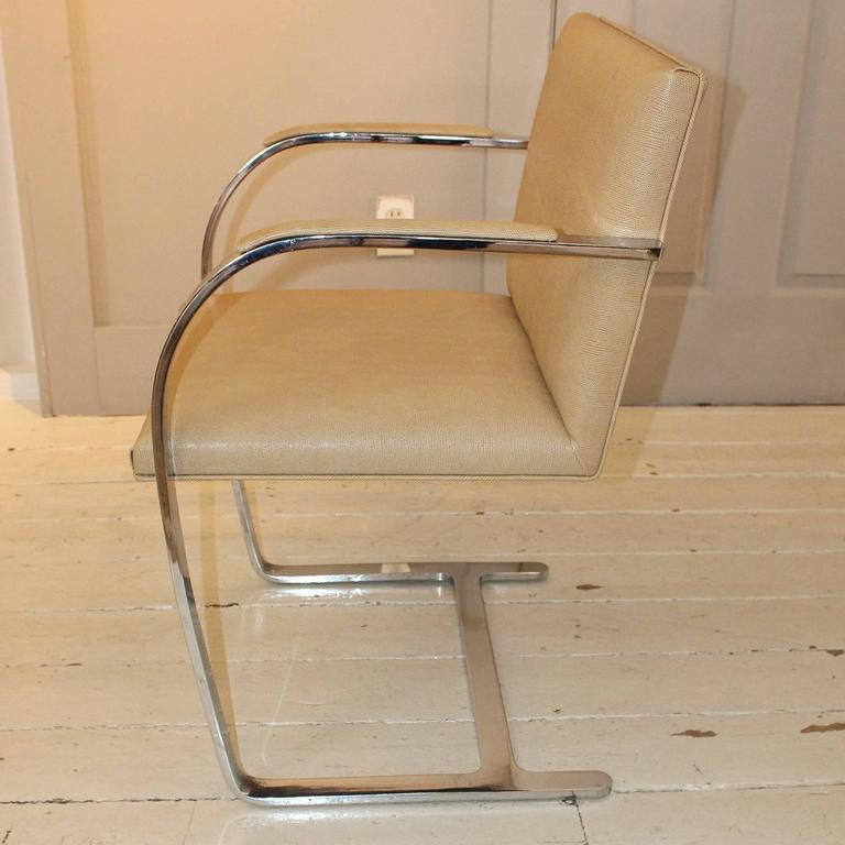 Pair of Brueton Armchairs In Good Condition For Sale In New Preston, CT