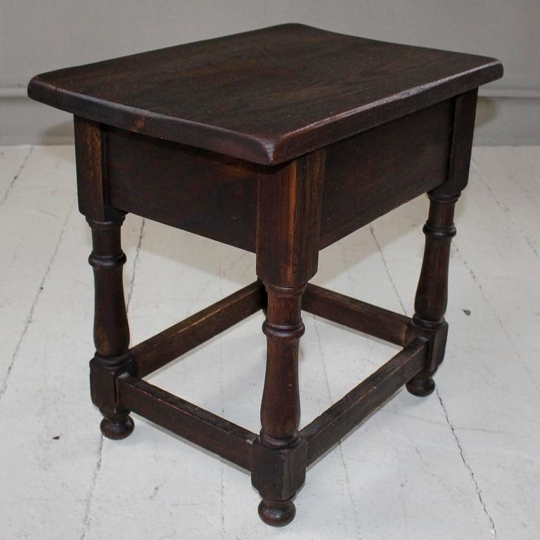 Vintage French Petite Table 4