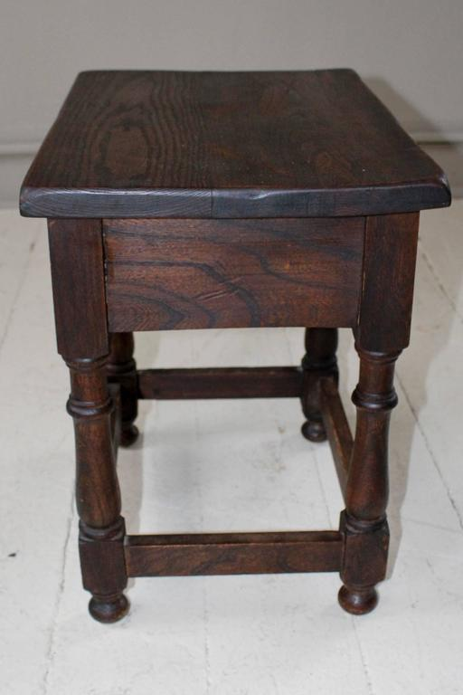 Vintage French Petite Table 3