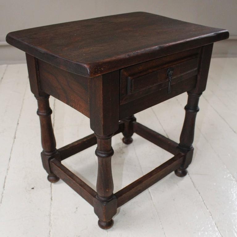 Vintage French Petite Table 2