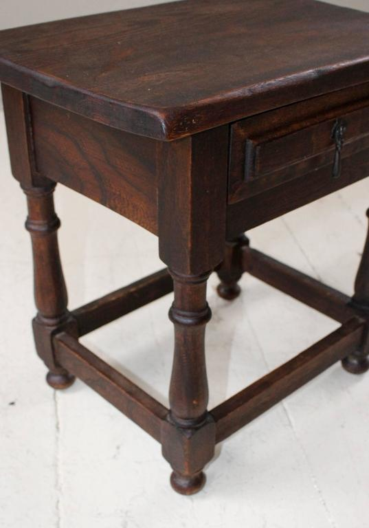 Vintage French Petite Table 8