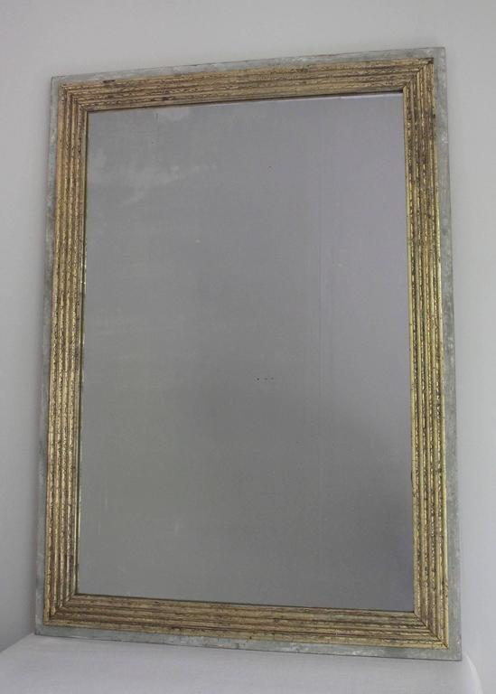 19th Century Directoire Style Mirror For Sale 4