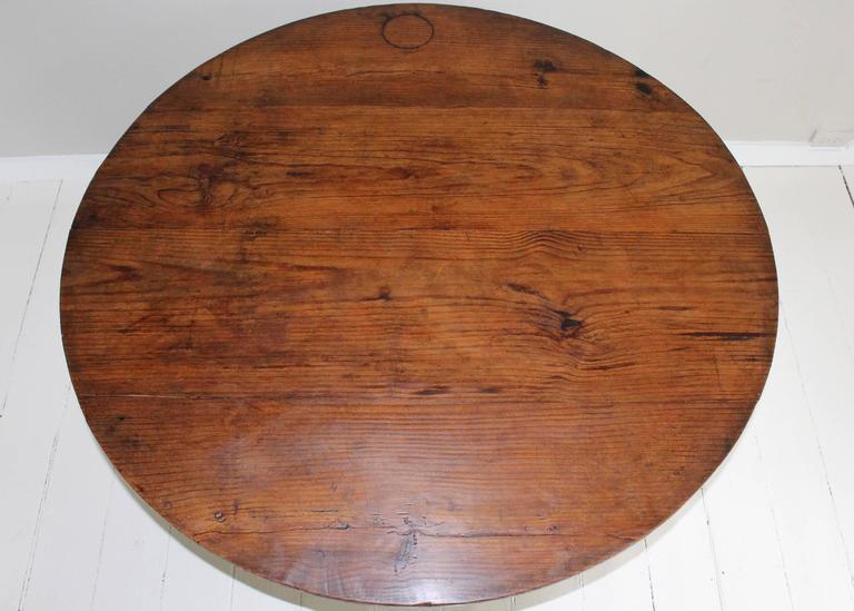 19th Century Tilt-Top Wine Tasting Table 6